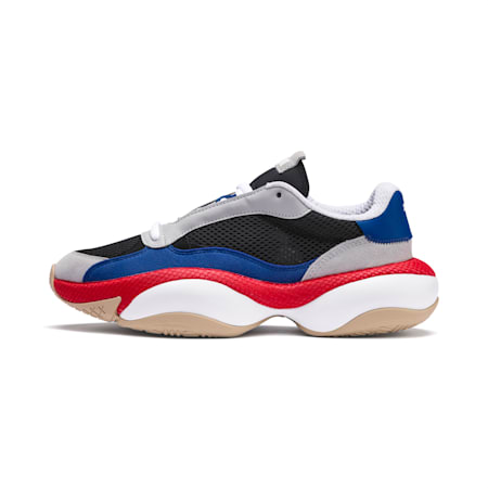 Alteration Kurve Sneakers, High Rise-Puma Black, small