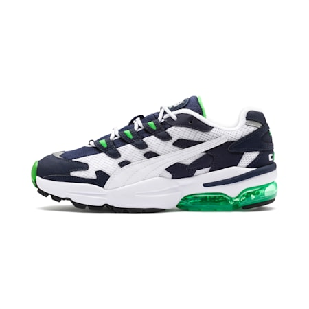 CELL Alien OG Trainers, Peacoat-Classic Green, small-SEA