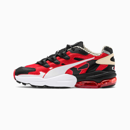 CELL Alien Kotto Men's Sneakers, High Risk Red-Puma Black, small
