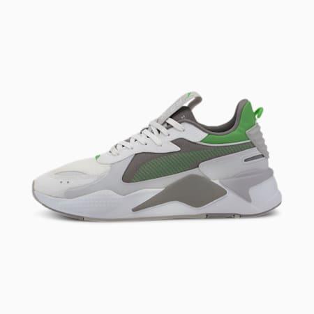 RS-X Hard Drive sportschoenen, Puma White-Steel Gray, small