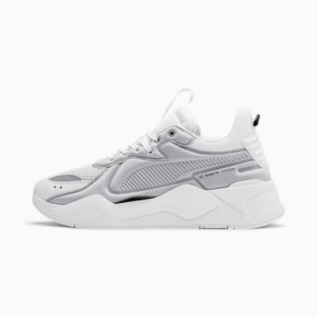 RS-X Softcase Trainers, Puma White-High Rise, small
