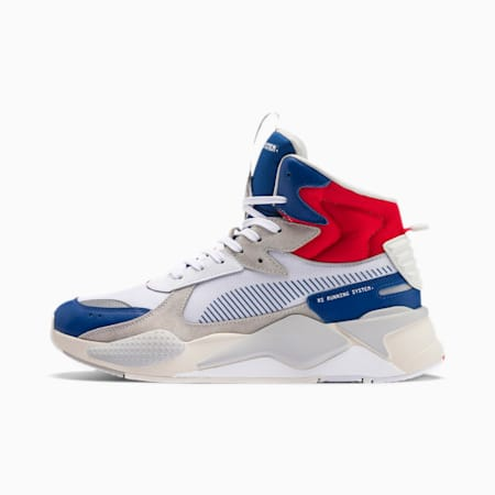 RS-X Midtop Utility Trainers, Galaxy Blue-Puma White, small-SEA