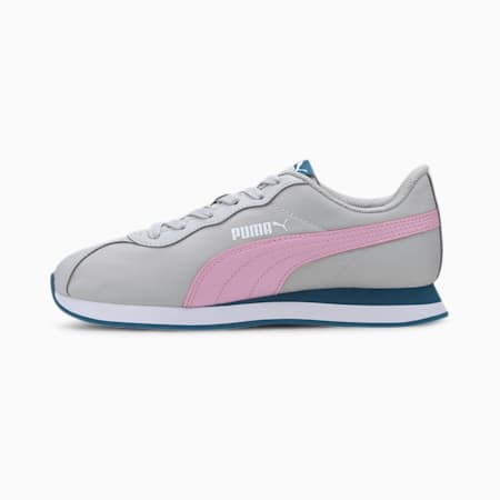 Turin II Youth Shoes, Gray Violet-Pale Pink, small-IND