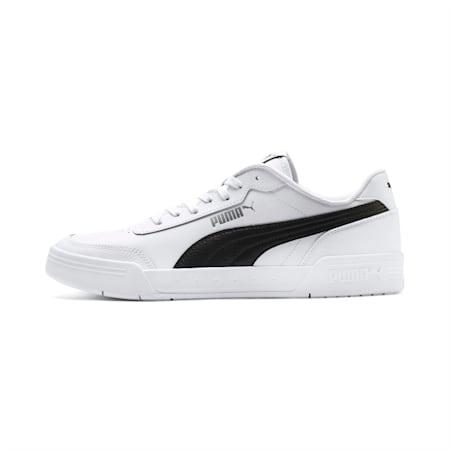 Caracal Men's Sneakers, Puma White-Puma Black, small