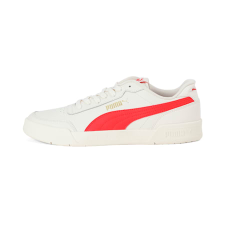 Caracal Shoes, Whisper White-High Risk Red, small-IND