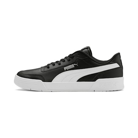 Caracal Men's Sneakers, Puma Black-Puma White, small