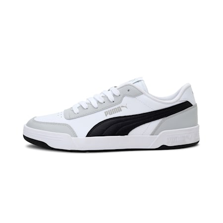 Caracal SoftFoam+ Sneakers, Puma White-Puma Black-Gray Violet, small-IND