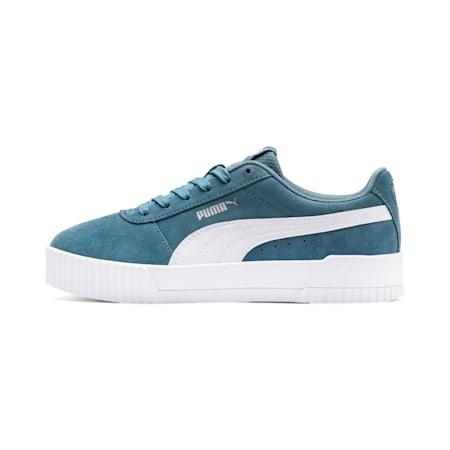 Carina Damen Sneaker, Bluestone-Puma White, small