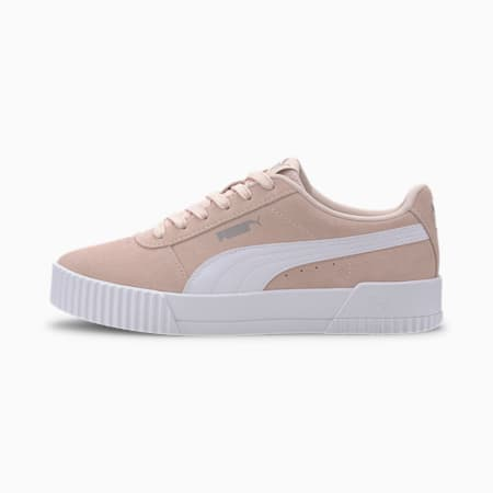 Carina Women's Trainers, Rosewater-Puma White, small