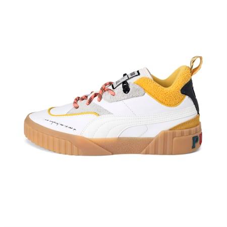 PUMA x SUE TSAI Cali Women's Shoes, Bright White-Bright White, small-IND
