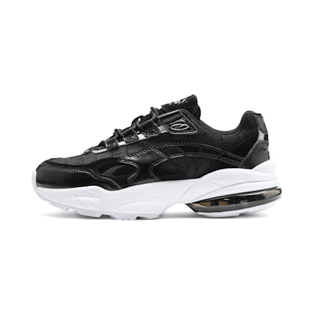 CELL Venom Hypertech Damen Sneaker   Puma Black   PUMA