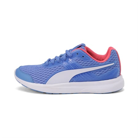 Escaper Pro Training Shoes, Ultramarine-White-C Coral, small-IND