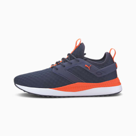 Pacer Next Excel Core Men's Sneakers, Peacoat-Lava Blast-Puma Whit, small