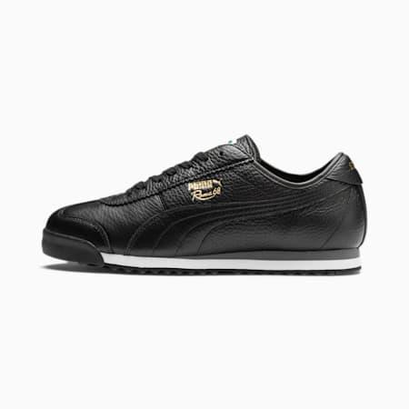 Roma '68 Vintage Sneakers, Puma Black-CASTLEROCK, small