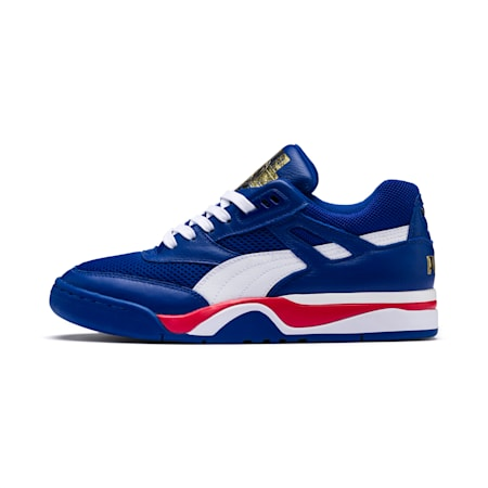 Zapatos deportivos Palace Guard Finals, Surf The Web-Puma White-, pequeño