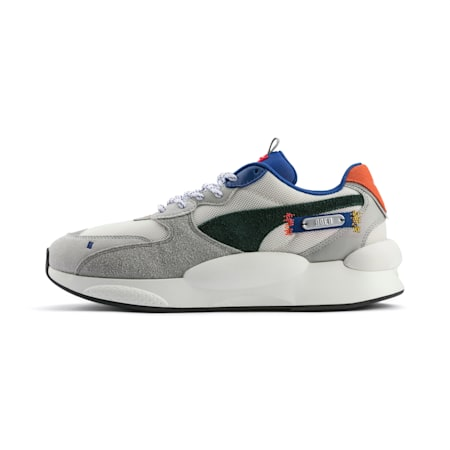 PUMA x ADER ERROR RS 9.8 Trainers, Whisper White-Surf The Web, small