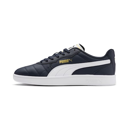 Astro Kick SL Shoes, Peacoat-Puma Team Gold-White, small-IND