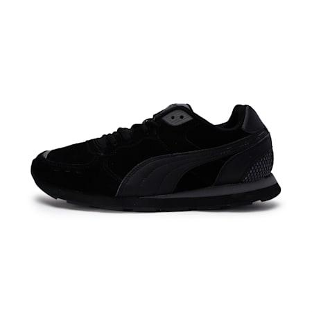Vista Suede Shoes, Puma Black-CASTLEROCK, small-IND