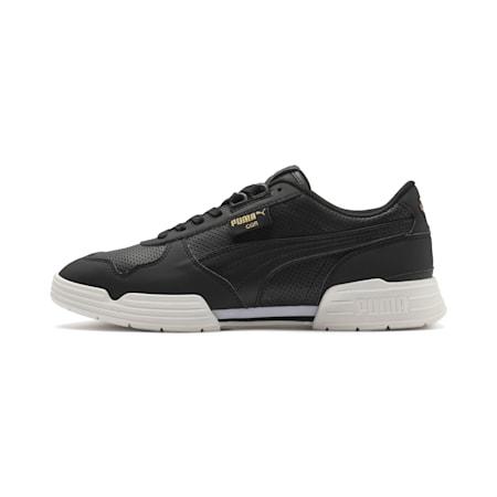 CGR Perforated Sneaker, Puma Blk-PumaWht-Marshmallow, small