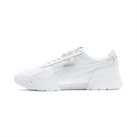 CGR Perforated Shoes, Puma Wht-Puma Wht-Puma Wht, small-IND