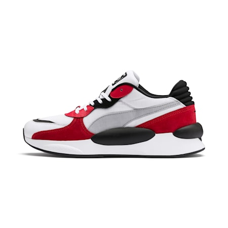 RS 9.8 Space Trainers, Puma White-High Risk Red, small-SEA