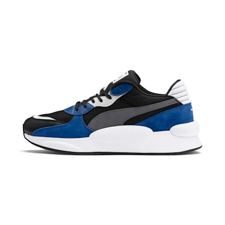 RS 9.8 Space Men's Sneakers, Puma Black-Galaxy Blue, small