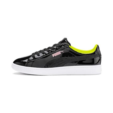 Vikky v2 Shift Women's Shoes, Black-B Rose-Yellow-White, small-IND