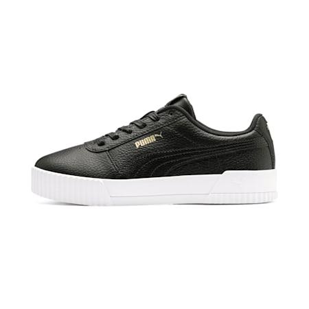 Carina Lux Women's Shoes, Puma Black-Puma Black, small-IND