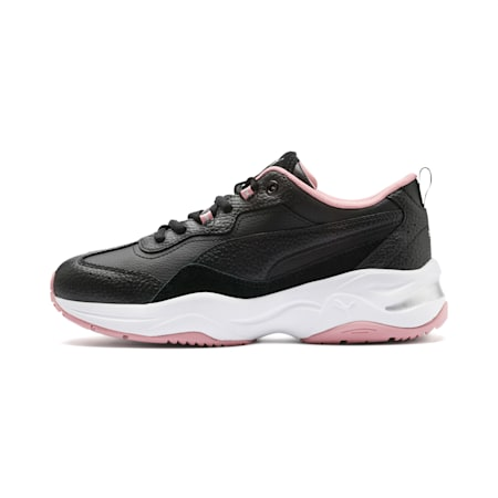Cilia Lux SoftFoam+ IMEVA Women's Training Shoes, Black-B Rose-Silver-White, small-IND