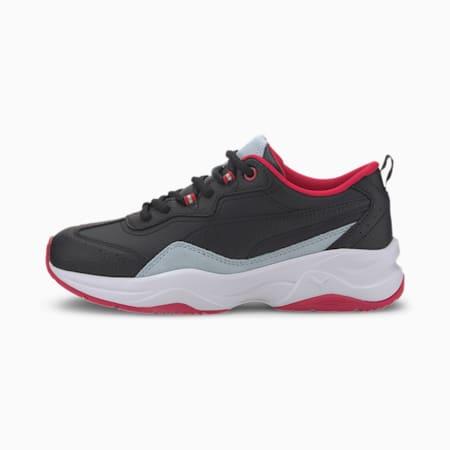 Cilia Lux SoftFoam+ IMEVA Women's Training Shoes, Blk-PlnAir-BRT RSE-Slvr-Wht, small-IND
