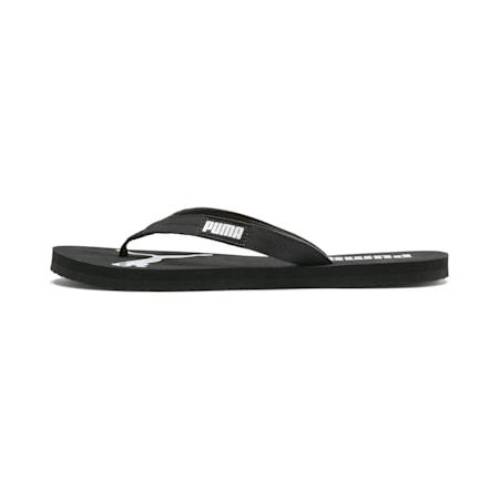 Cosy Flip Women's Sandals, Puma Black-Puma Silver, small-SEA