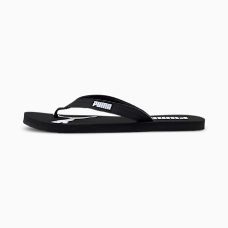 Cosy Flip Women's Sandals, Puma Black-Puma White, small