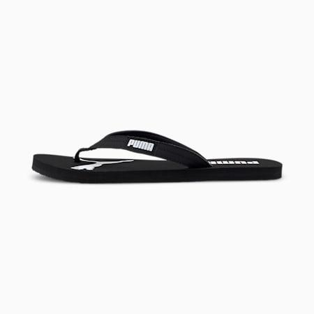 Cosy Flip Women's Sandals, Puma Black-Puma White, small-SEA