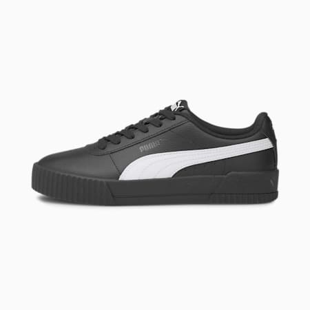 Carina Damen Sneaker, Puma Black-Puma White, small