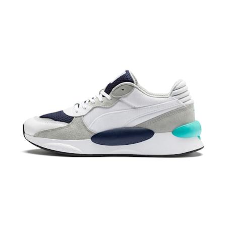 RS 9.8 Cosmic Men's Sneakers, Puma White-Peacoat, small