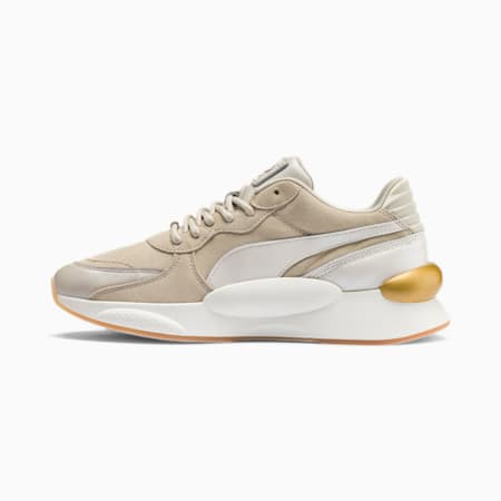 RS 9.8 Metallic Women's Trainers, Overcast, small