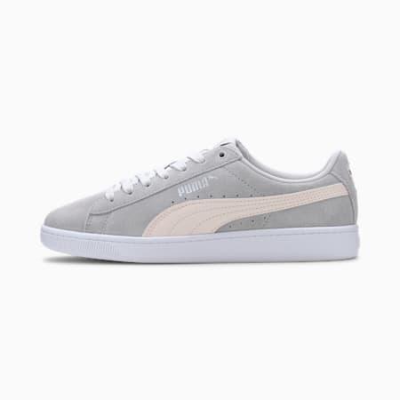 Zapatos deportivosPUMA Vikky v2 Suede JR, Gray Violet-Rosewater-Silver, pequeño