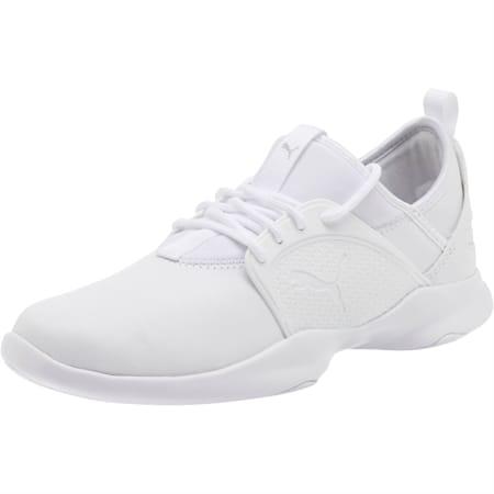 PUMA Dare Lace Women's Sneakers, P. White-P. White-P. White, small