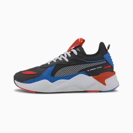 RS-X Winterised Sneaker, Puma Black-Lapis Blue, small