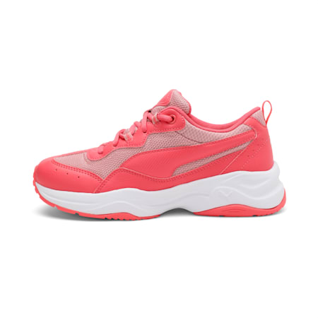 Cilia Youth Shoes, Calypso Coral-B Rose-White, small-IND