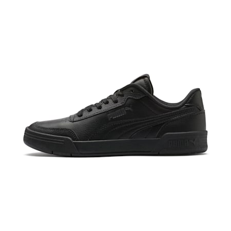Caracal Kids Shoes, P.lack-P.Black-Dark Shadow, small-IND