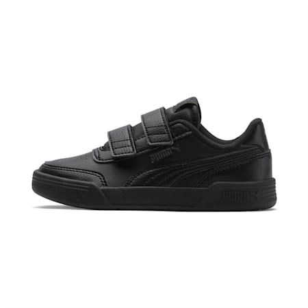 Caracal V Kids' Shoes, P.Black-P.Black-Dark Shadow, small-IND