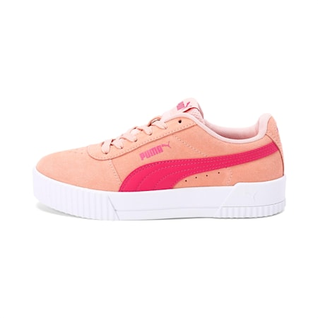 Carina Youth Shoes, Peach Parfait-Purple, small-IND