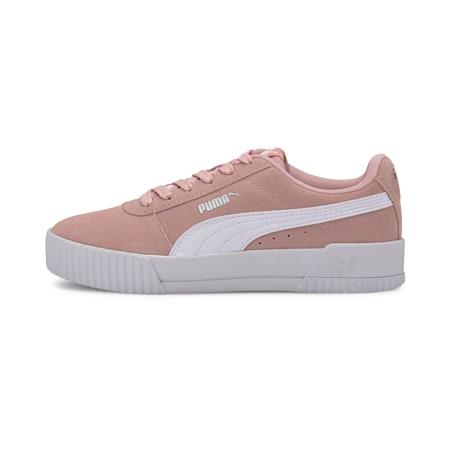 Carina Kid's Shoes, Peachskin-Puma White, small-IND