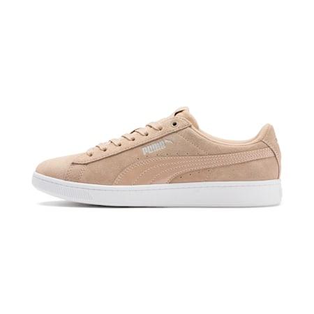 PUMA Vikky v2 Shift Women's Sneakers, Nougat-Puma Silver-White, small