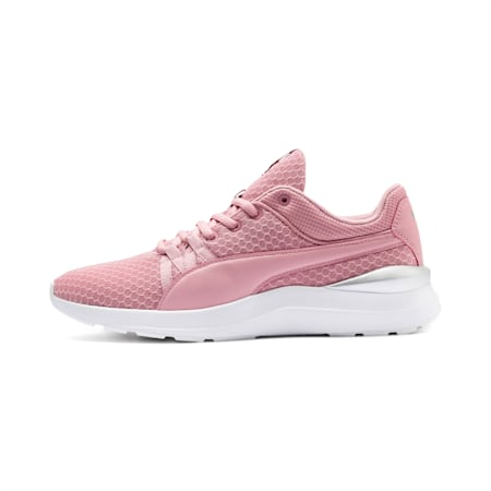 Adela Core Women's Sneakers, Bridal Rose-Puma Silver, small