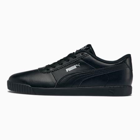 Zapatos deportivos Carina Slim para mujer, Puma Black-Puma Black, pequeño