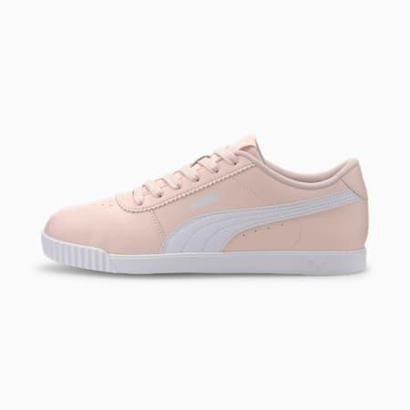 Zapatos deportivos Carina Slim para mujer, Rosewater-Puma White, pequeño