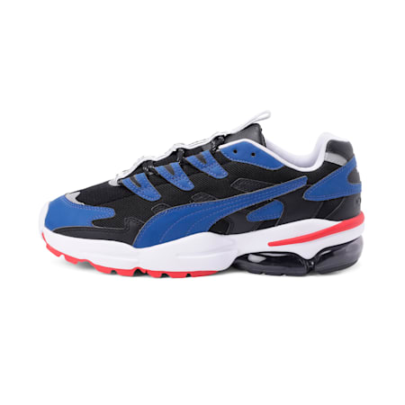 PUMA x KARL LAGERFELD CELL Alien Shoes, Puma Black-TRUE BLUE, small-IND