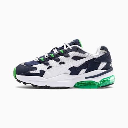 CELL Alien OG Sneakers JR, Puma White-Peacoat, small